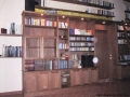 Libreria in rovere lucidata al naturale - Foto 2
